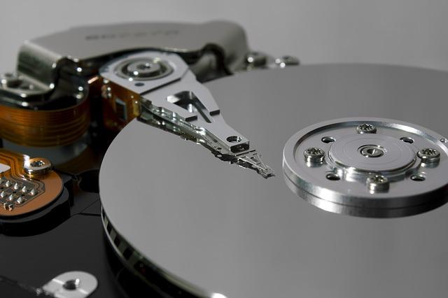 טיפים לשחזור דיסק קשיח